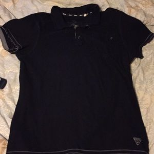 b1f1a9484dbd Usa Guess Polo designer Top size large